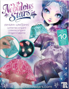 Nebulous Stars Origami Laterne