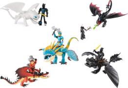 Spin Master Drachenzähmen leicht gemacht Movie Line Dragon & Viking