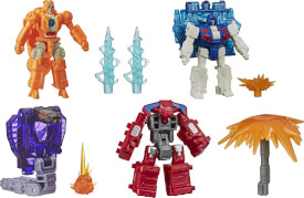 Hasbro E71245L0 Transformers Generations WFC Battle Master, sortiert