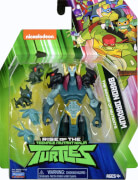 Jazwares TURTLES 80812 ROTMNT 10 cm Basic Action Figur Baron Draxsum