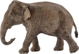 Schleich Wild Life - 14753 Asiatische Elefantenkuh, ab 3 Jahre