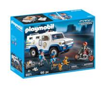 Playmobil 9371 Geldtransporter