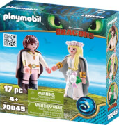 Playmobil 70045 Astrid und Hicks