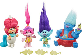 Hasbro E84065L0 Trolls LONESOME FLATS TOUR PACK