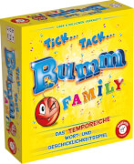 Piatnik 6053 Tick Tack Bumm Family