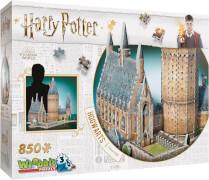 3D-Puzzle Harry Potter Hogwarts Große Halle 850 Teile