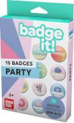 Badge It! Nachfüllpack Party