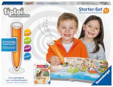 Ravensburger 00804 tiptoi® Starter-Set: Stift und Bauernhof-Buch