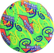 Splash & Fun Wurfscheibe Neon Color, im Netz, sortiert