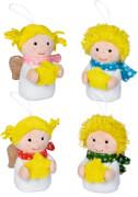 Engel mit Musik Weihnachtsgeschenke für Kinder, sortiert nicht frei wählbar
